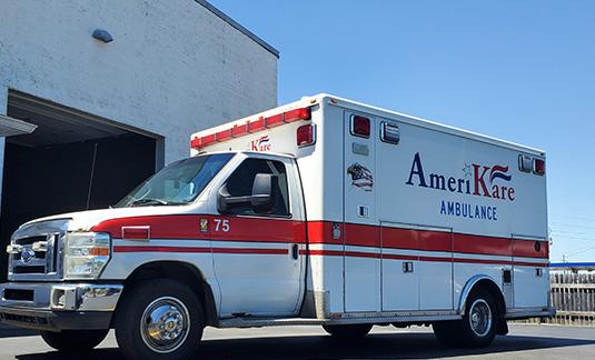 AmeriKare Ambulance